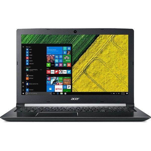 Notebook Acer A515 - 51G - 72DB Intel Core I7 8GB ( GeForce 940MX com 2GB ) 1TB Tela LED 15.6 ´ Windows 10 - Preto