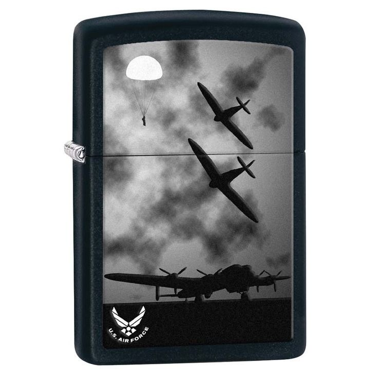 Zippo U.S. Air Force Matte Lighter