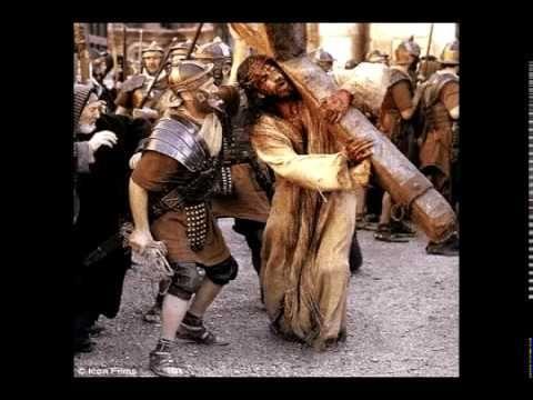 Ισχυρή μαρτυρία ηθοποιού που έπαιξε τον Χριστό