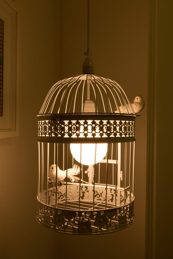 cafe pendant bar retro lamp drop pp free birdcage light