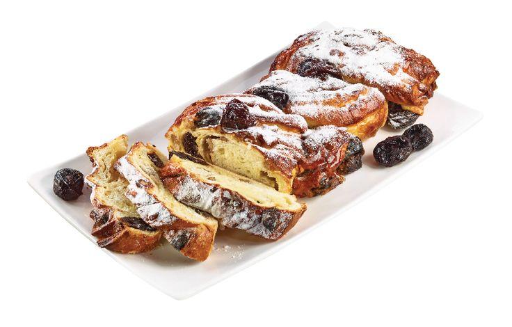 Walnut Prune Krantz Cake from #YummyMarket Rosh Hashanah Special