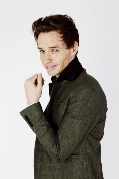 Snazzy. And it's Eddie Redmayne.... @Emma Leithart Why do I always tag you, you ask? Well, why not? ; )