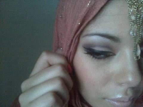Arabic / Bollywood Makeup Tutorial