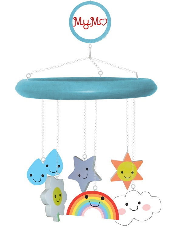 Awesome Baby Mobile!  I want one!!!! Check us out @thebabyshowNEC: