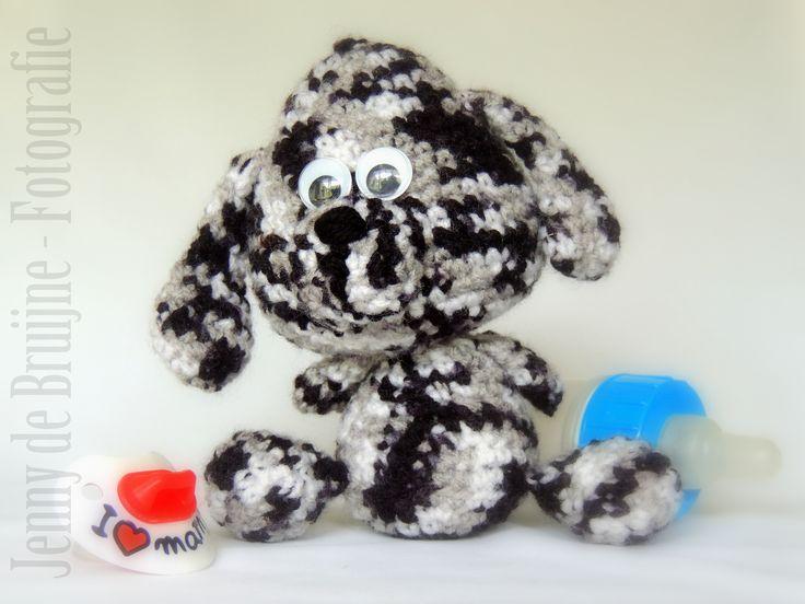 knuffel hondje