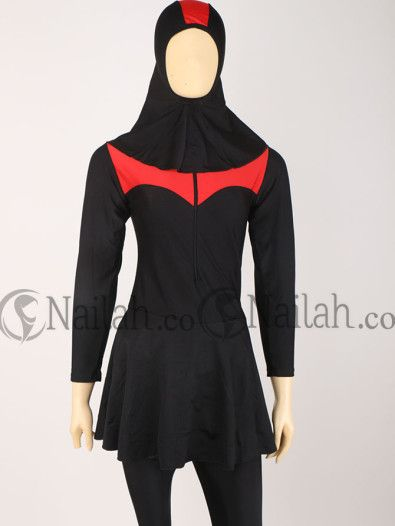 Baju renang swimsuit muslimah - Rp. 189000 - www.nailah.co