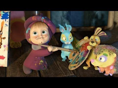 ▶ Маша и Медведь - Ход конем (Серия 28) | Masha and The Bear (Episode 28) - YouTube