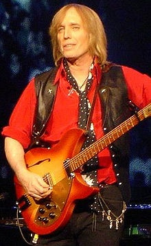 """Thomas Earl """"Tom"""" Petty (born October 20, 1950) is an American singer-songwriter and multi-instrumentalist. He is the frontman of Tom Petty and the Heartbreakers and was a founding member of the late 1980s supergroup Traveling Wilburys and Mudcrutch. He has also performed under the pseudonyms of Charlie T. Wilbury, Jr. and Muddy Wilbury. Tom Petty was born and raised in Gainesville, Florida.  http://www.youtube.com/watch?v=29wUtDF7Fbg"""