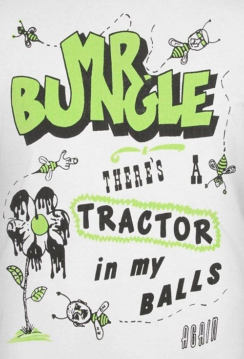 Mr. Bungle There's A Tractor In My Balls Again