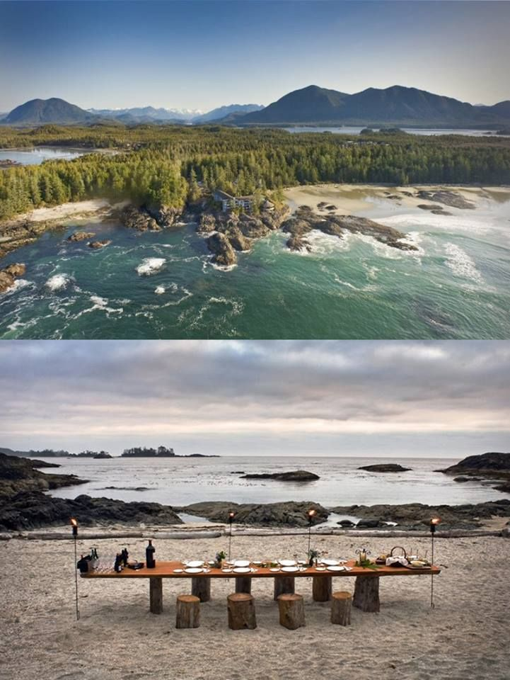 The Wickaninnish Inn on Vancouver Island #worldsbesthotels2014