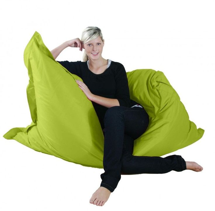 Kinzler Outdoorfähiger Riesensitzsack ca. 140 x 180 cm, Farbe grün Jetzt bestellen unter: https://moebel.ladendirekt.de/garten/gartenmoebel/outdoor-sitzsaecke/?uid=69057880-4883-52f5-b0ca-94b251723777&utm_source=pinterest&utm_medium=pin&utm_campaign=boards #möbel #einrichtung #polstermöbel #garten #wohnzimmer #gartenmoebel #outdoorsitzsaecke