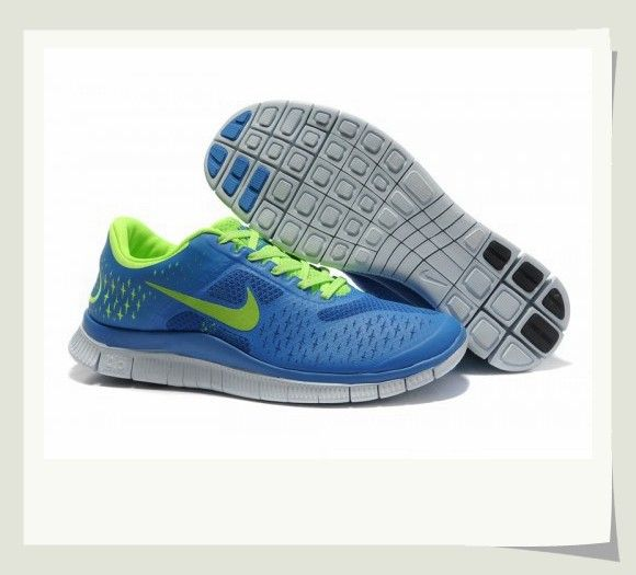 Latest Listing Cheap Mens Nike Free Royal Blue Volt Shoes Latest Now