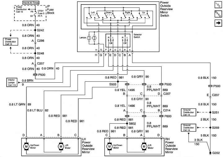1998 Chevrolet Truck Wiring Diagram and Chevy A C Wiring