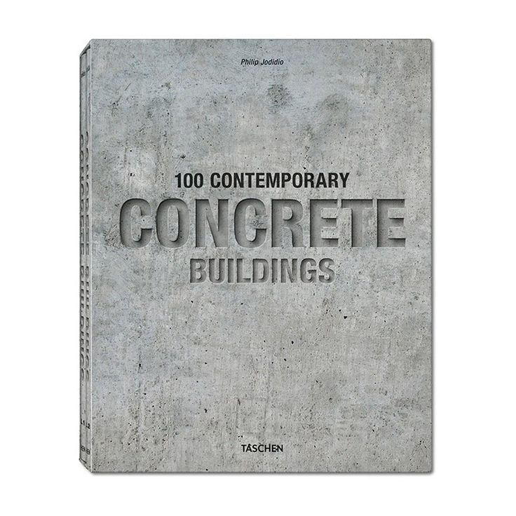 This two volume book features the best work in concrete; spot it in Warehouse Home Issue Four!