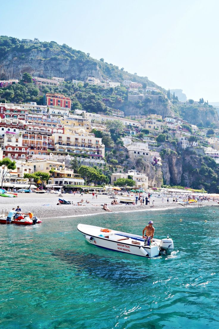 Positano, Italy - A Beautiful Adventure