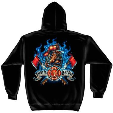 Firefighter Apparel Is Hot