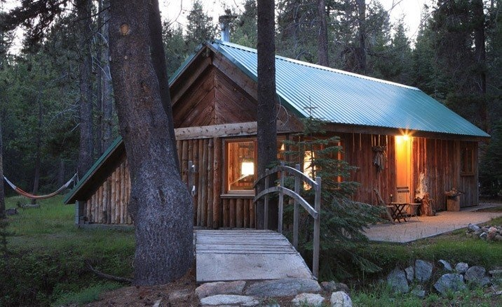 Norwegian Cabin Tiny Place In The Woods Pinterest
