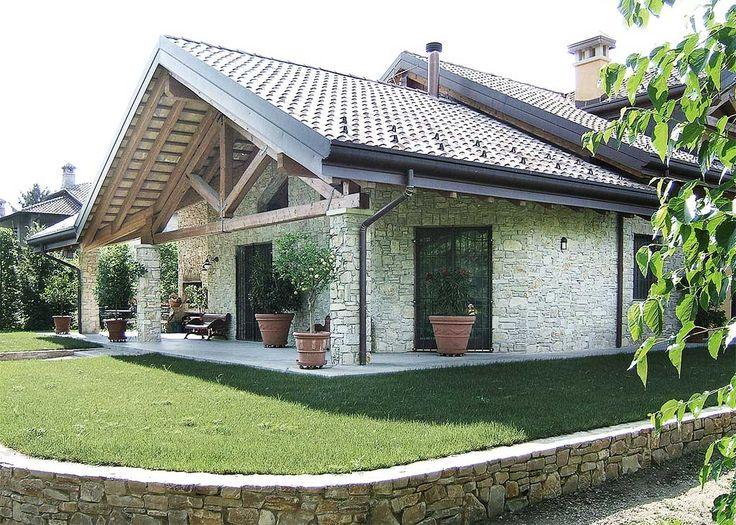 Oltre 20 migliori idee su case in pietra su pinterest for Cottage come case