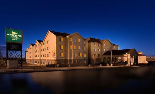 Homewood Suites By Hilton Albuquerque Airport Hotel, Nm - Hotel Exterior   NM 87106
