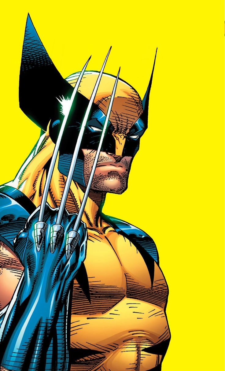 Wolverine (Logan) by Jim Lee