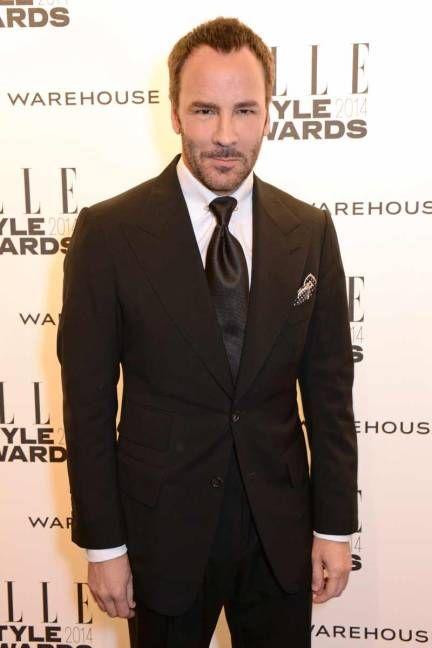 The ELLE UK Style Awards: Tom Ford