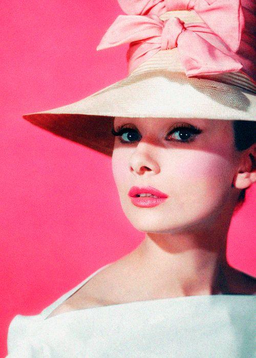 * La aparente simplicidad de la belleza * Allways #Audrey