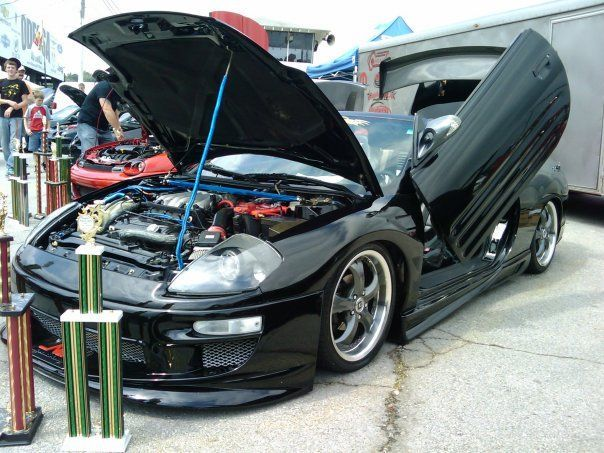 Great Mitsubishi Eclipse Spyder GT For Sale Custom 30776