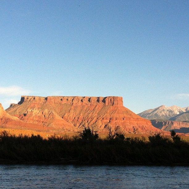 City of Moab in Utah