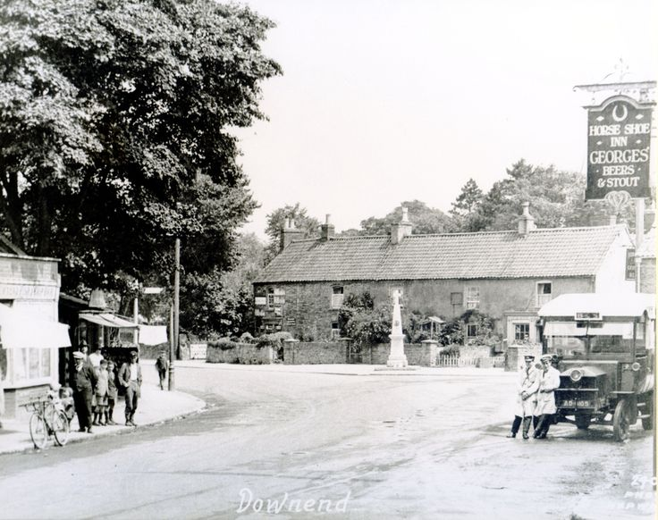 The Horse Shoe Inn, Downend, South Gloucestershire