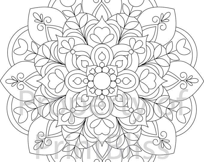 1000 Ideas About Simple Mandala Designs On Pinterest – Fondos de