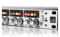 Audient Unveiling New ASP880 8-Channel Mic Preamp & ADC At PL+S/Messe