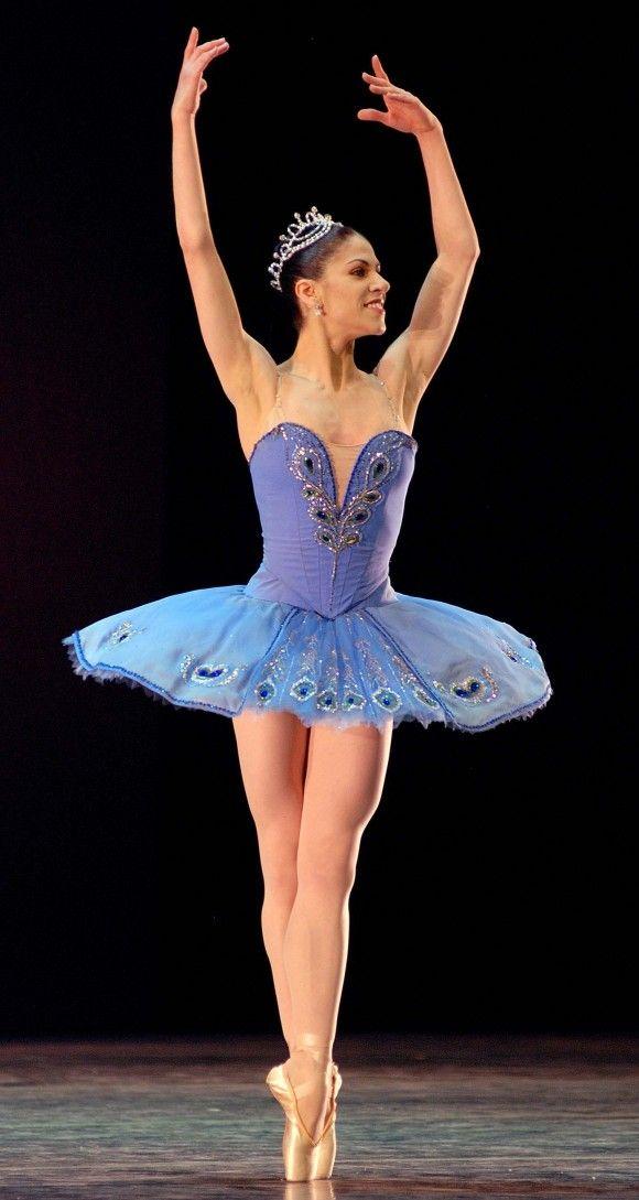 El Corsario: El American Ballet Theatre (ABT) en La Habana, bailarina Paloma Herrera / por Raúl Pupo