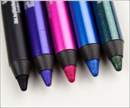 Urban Decay electric 24/7 eye pencils