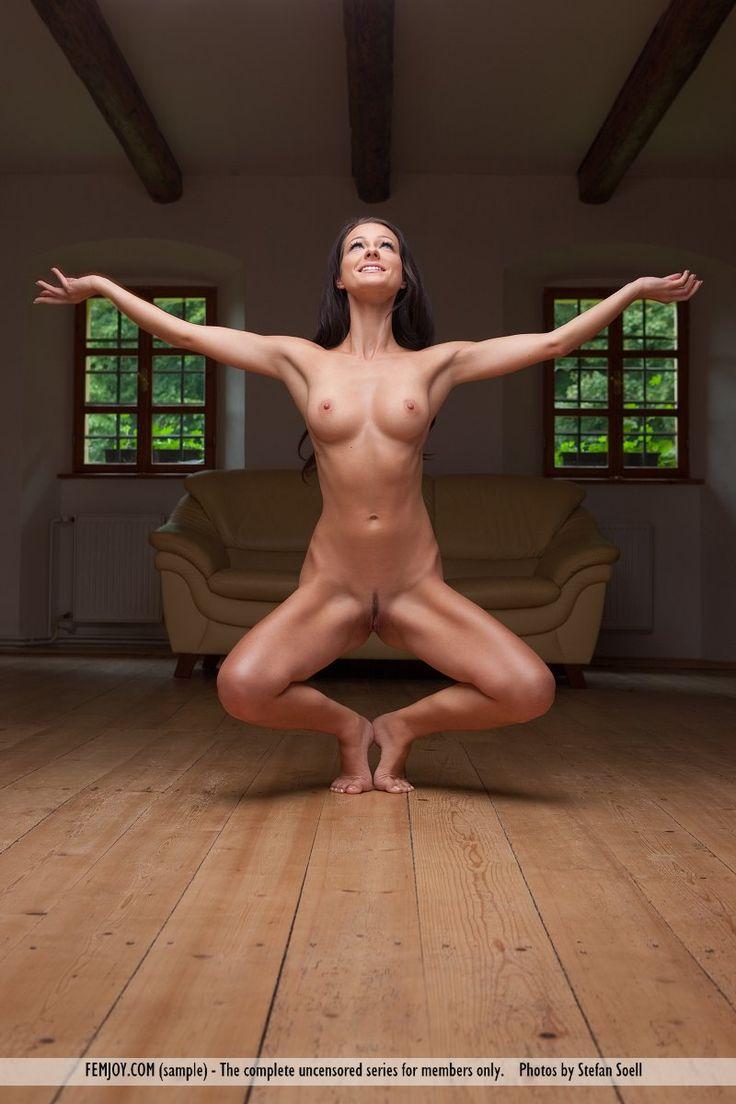 Male Female Nude Yoga