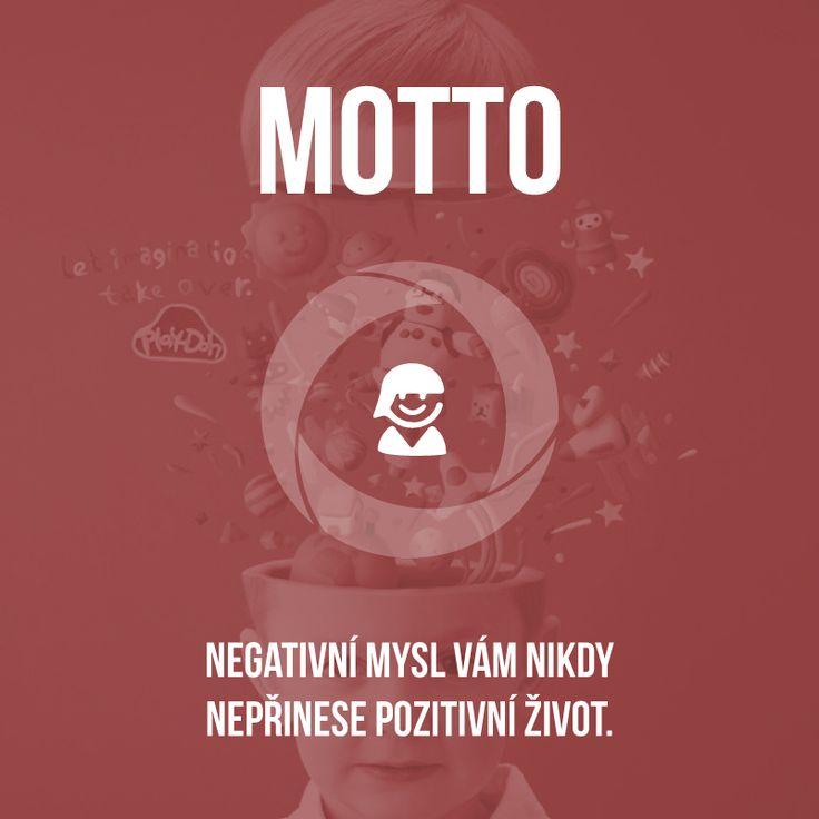 Pro úsměvný den vám přinášíme jeden citát k zamyšlení. :-) https://www.sabanero.cz #motto #citat