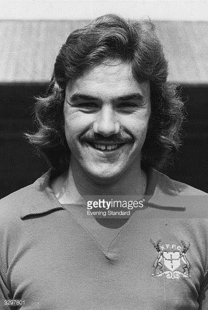 Nottingham Forest Football Club's Gary Dulson