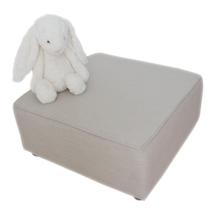 Hand-crafted Entree Footstool