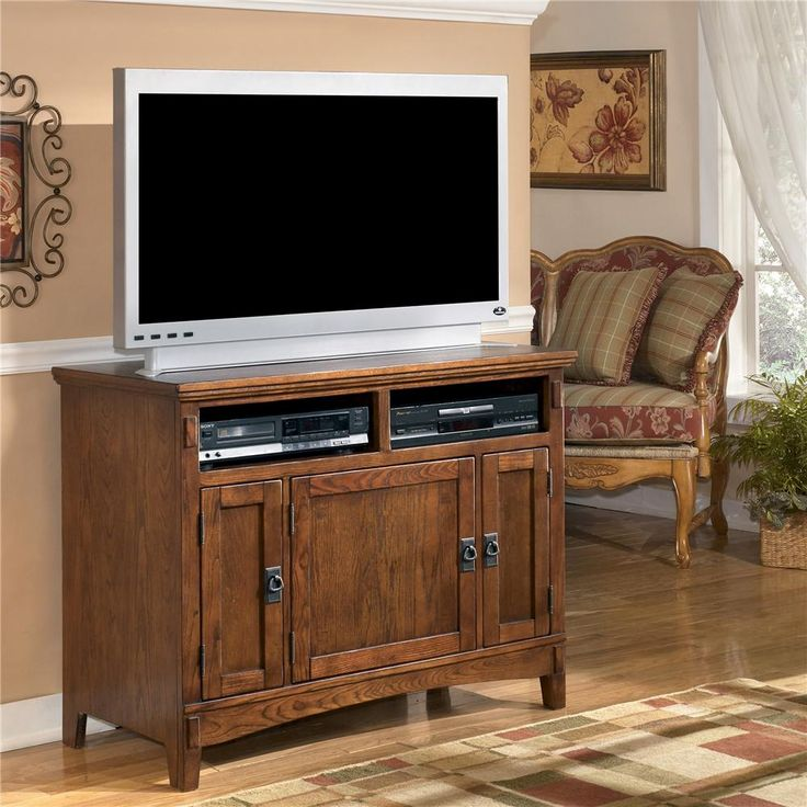 Cross Island 42 Inch TV Stand by Ashley Furniture - Wayside Furniture - TV or Computer Unit Akron, Cleveland, Canton, Medina, Youngstown, Ohio