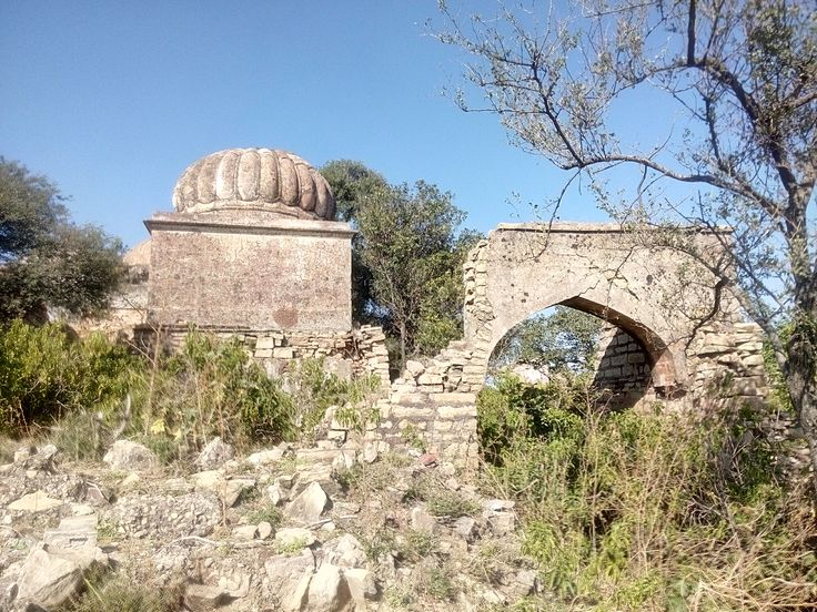 The arch and the dome; the monastery