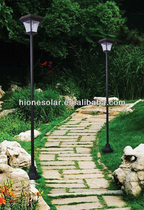 Best 25 Garden Lamp Post Ideas On Pinterest Garden