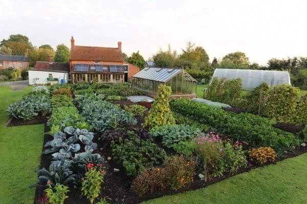 1 Acre Garden Ideas