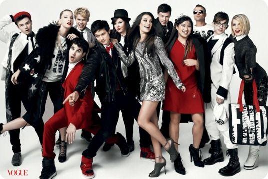 Moda Glee
