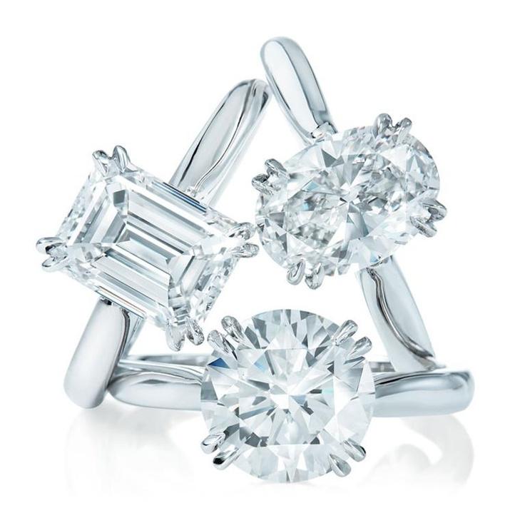 Harry Winston Engagement Rings