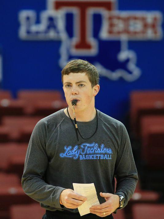 Louisiana Tech's Tyler Summitt: A veteran coach by age 24