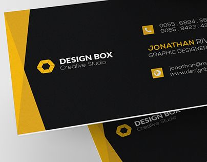 """Check out new work on my @Behance portfolio: """"Business Card template"""" http://on.be.net/1IG6l74"""