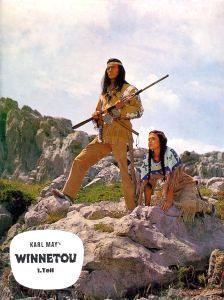karl may: winnetou 1 - aushangfotos