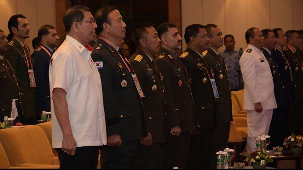 Berita Politik : Panglima TNI: Soliditas Sebagai Kata Kunci-read
