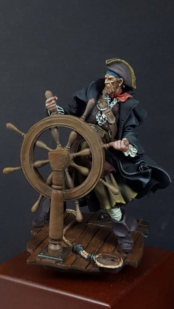 Riding The Storm, serie Piratas del Caribe.