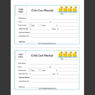 53 best Daycare Forms images on Pinterest Daycare forms, Daycare - goods receipt form