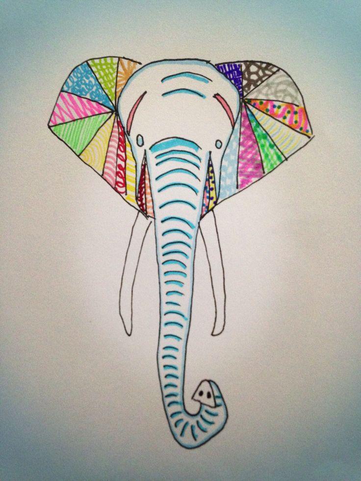 Batik Elephant